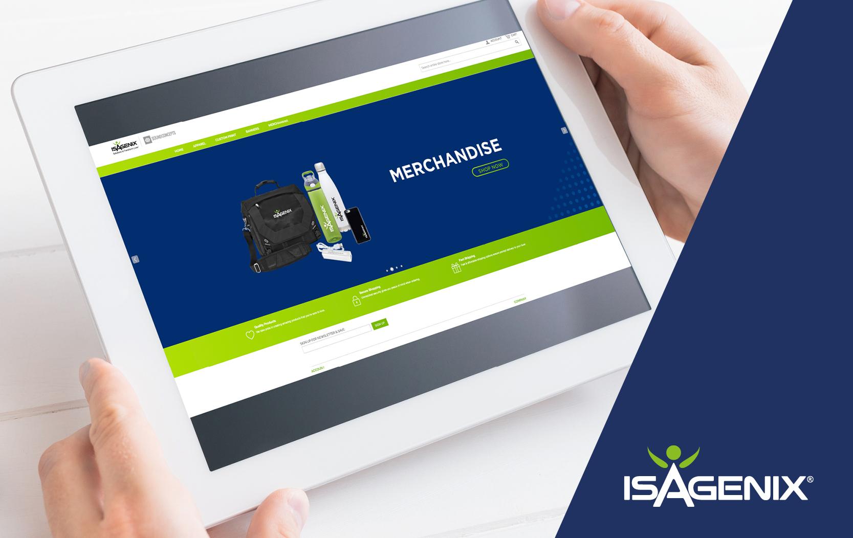 Introducing Isagenix SalesTools - EU IsaFYI