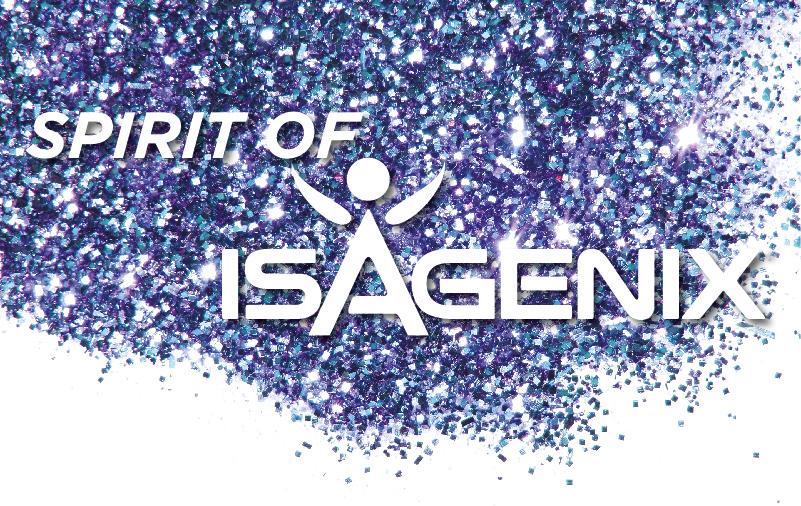 The Spirit of Isagenix Award: Nominations Now Open!