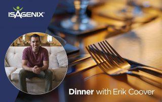 Erik Coover Super Saturday Incentive Dinner