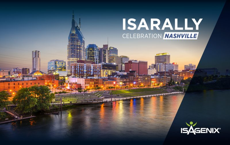 IsaRally Nashville