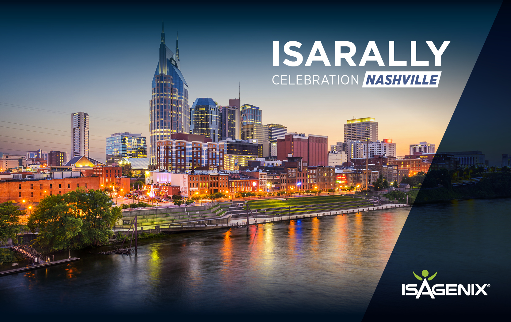 Congratulations to our IsaRally Nashville Winners!