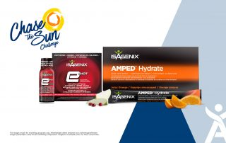 Isagenix Chase The Sun Challenge