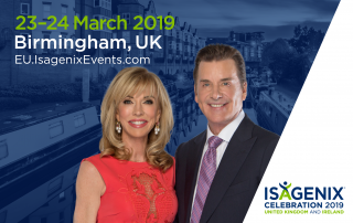 Isagenix UK Ireland Celebration 2019