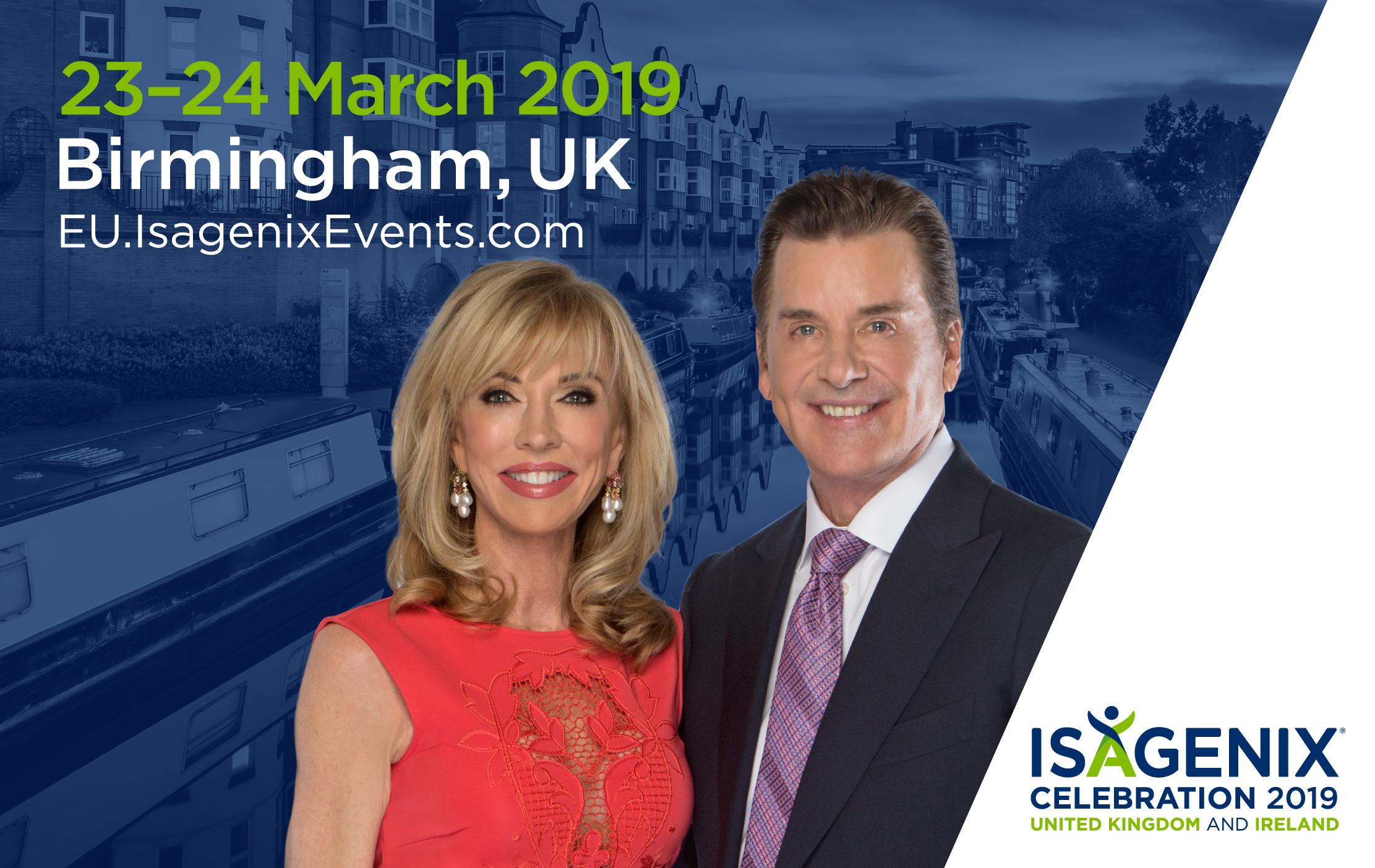 Isagenix UK Ireland Celebration 2019