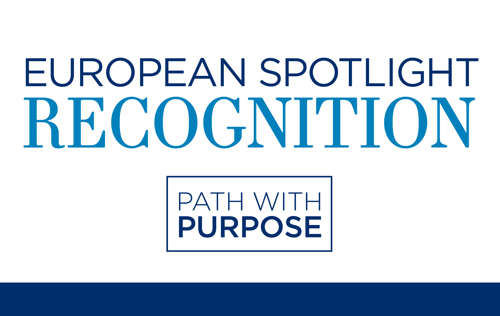Isagenix European Spotlight Recognition August