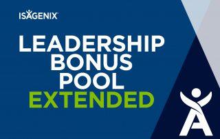 Isagenix Europe Bonus Pool