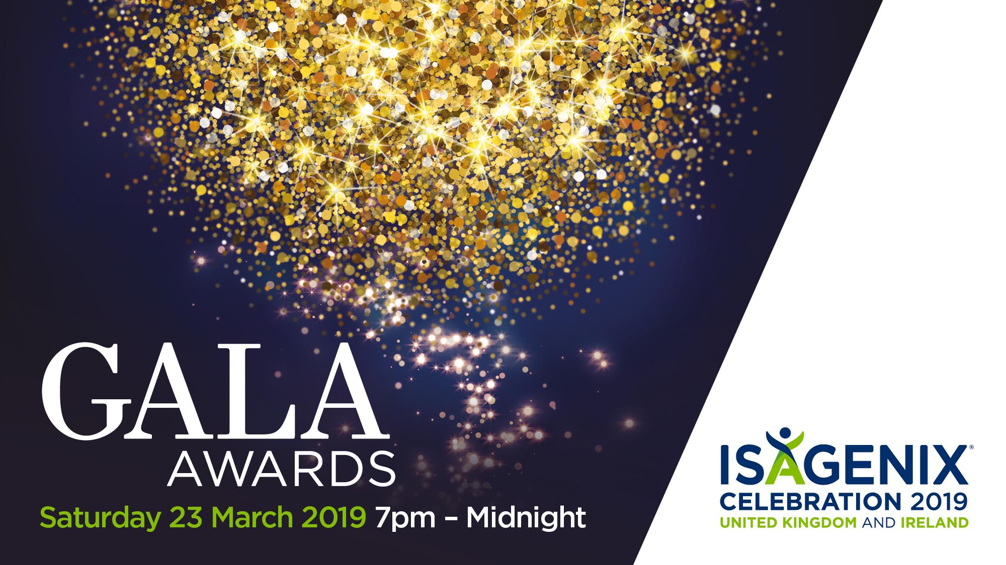 UK Ireland Gala Dinner Celebration 2019